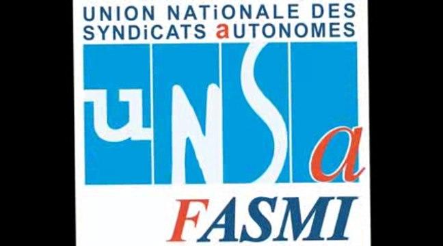 L'UNSA FASMI c'est quoi ?