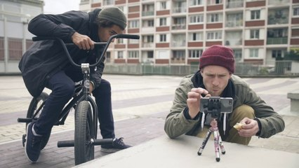Sosh Urban Motion 5 - Making of : 6 riders pro BMX à Paris