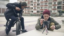 Sosh Urban Motion 5 - Making of : 6 riders pro BMX à Paris
