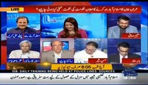 What Hasan Nisar Said to Imtiaz Alam that made everyone laugh in the news room?Watch