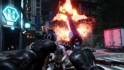 PS4 Pro B-Roll Footage de Killing Floor 2