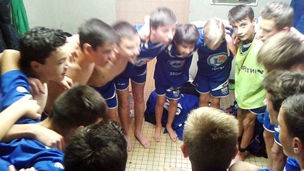 Victoire des U15A 4 à 2 au Mesnil en Vallée - 15/10/2016