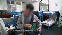 Calais : départs de mineurs isolés vers la Grande-Bretagne