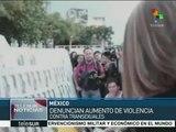 México: comunidad LGBTI pide alto a agresiones contra su comunidad