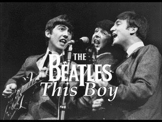 "This Boy ""The Beatles"" LIVE {Miros Mar} ¸ ¸.•*¨*• ♪♫"