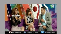 Antonio Marte en la mesa del debate sobre el desmonte de los subsidios en el pais-El Show Del Mediodia-Video