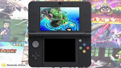 Pokémon Soleil et Lune - Premières minutes de la démo (Allemand)
