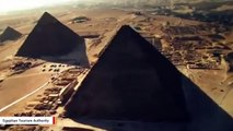 Scientists Declare Discovery Of Two Cavities In Great Pyramid At Giza