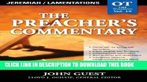 [PDF] Jeremiah and   Lamentations: Jeremiah / Lamentations: 19 (The Preacher s Commentary) [Online