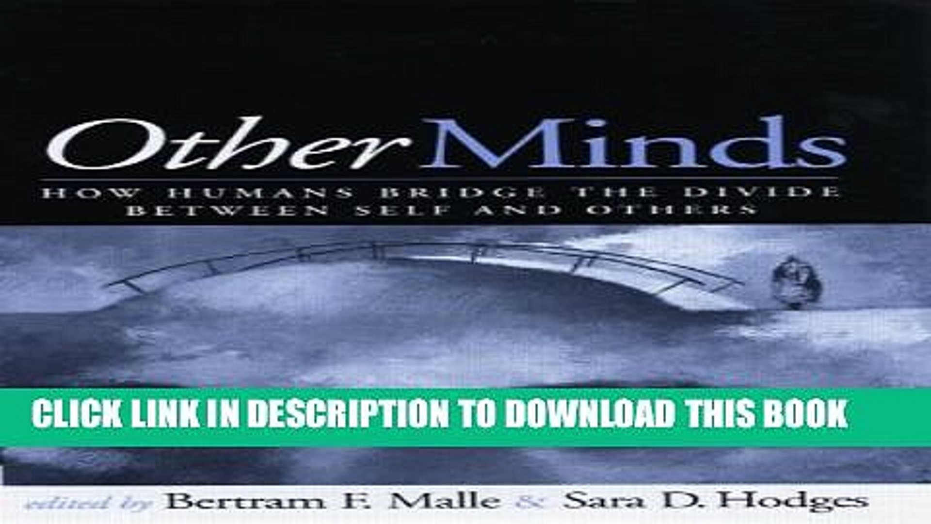 [PDF] Other Minds: How Humans Bridge the Divide between Self and Others Full Online