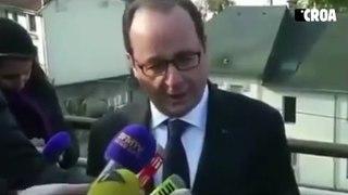 Quand François Hollande était prêt à faire la guerre à la Russie