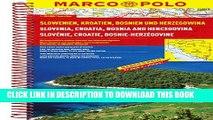 [DOWNLOAD] PDF Slovenia/Croatia/Bosnia Marco Polo Road Atlas Collection BEST SELLER