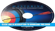 [DOWNLOAD] PDF Mastering the Fire Service Assessment Center New BEST SELLER