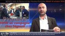 HPyTv JT65 | L'info de Tarbes et des Hautes Pyrénées (18 octobre 2016)