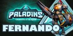Vídeo Guía, Paladins - FERNANDO