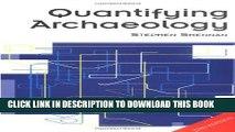 [PDF] Quantifying Archaeology Popular Online