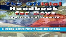 [PDF] FREE The Official Handbook for Boys (Boy Scouts of America) [Download] Full Ebook