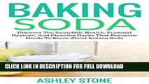 [PDF] Baking Soda: Discover The Incredible Health, Personal Hygiene, And Cleaning Hacks That