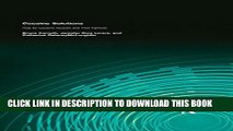 [PDF] Cocaine Solutions: Help for Cocaine Abusers and Their Families (Addiction Treatment) Full