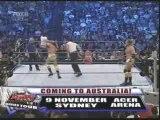 WWe SmackDown 17/08/07 Deuce & Domino Vs Major Brother