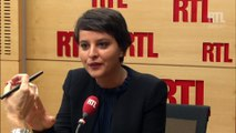 """Najat Vallaud-Belkacem : """"Je pense que François Hollande sera candidat"""""""
