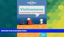 READ FULL  Lonely Planet Vietnamese Phrasebook   Dictionary  READ Ebook Online Audiobook
