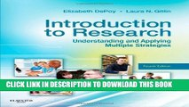 [PDF] Introduction to Research: Understanding and Applying Multiple Strategies, 4e (Depoy,