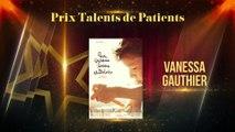 Révélation du lauréat du prix Talents de Patients 2016