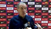 FCB Futbol Sala: Andreu Plaza i Diego Quintela prèvia Castelldefels-FCB Lassa [CAT]