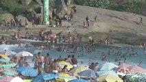 Sensação térmica chega a 44ºC no Rio de Janeiro