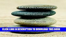 Read Microeconomics: Theory and Applications Ebook Free