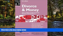 Must Have  Divorce and Money : How to Make the Best Financial Decisions During Divorce  Premium