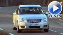Cadillac BLS bei Saab gebaut