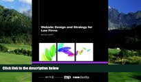 Big Deals  Website Design and Strategy for Law Firms  Full Ebooks Most Wanted