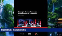 Books to Read  Strategic Human Resource Management for Law Firms  Full Ebooks Most Wanted