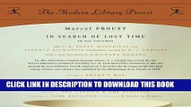 [PDF] In Search of Lost Time: Proust 6-pack (Proust Complete) Full Colection