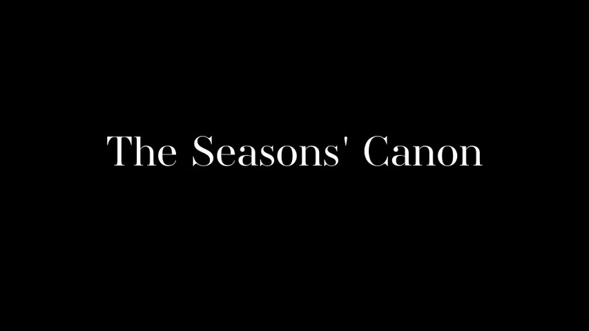 The Seasons' Canon de Crystal Pite - Teaser
