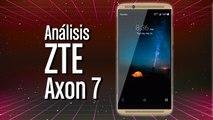 ZTE Axon 7, análisis y características
