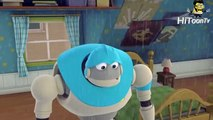 APRO the robot cartoons for all kids -  Fiddinon g the House  - Eps English CARTOON