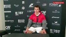 Tennis. Open Brest Arena : Evan Furness éliminé