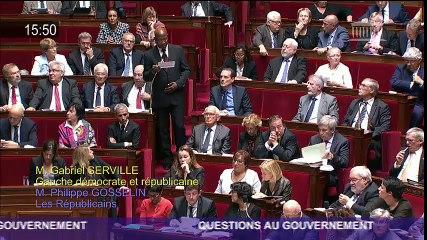 Gabriel Serville demande des moyens supplémentaires pour accueillir dignement les haïtiens en Guyane
