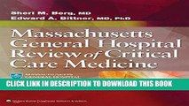 [BOOK] PDF Massachusetts General Hospital Review of Critical Care Medicine Collection BEST SELLER