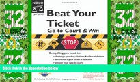 Big Deals  Beat Your Ticket: Go To Court   Win  Best Seller Books Most Wanted