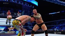 Randy Orton vs. Heath Slater: SmackDown Live, Aug. 16, 2016