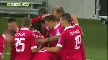 Olimpija - Aluminij ~ 2 - 1 ~  All Goals (SLOVENIA Slovenian Cup - 18.10.2016)