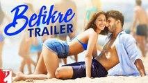 Befikre Official Trailer | Aditya Chopra | Ranveer Singh | Vaani Kapoor