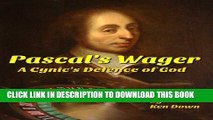 [PDF] Pascal s Wager Full Collection[PDF] Pascal s Wager Full Online[PDF] Pascal s Wager Popular