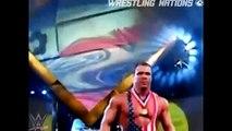 Kurt Angle vs Triple H Referee Stephanie Mcmahon No Way Out 2002