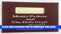 [BOOK] PDF Monty Python and the Holy Grail (Book): Monty Python s Second Film: A First Draft