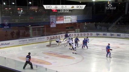 Saxoprint Ligue Magnus: LHC vs ROUEN 18/10/16